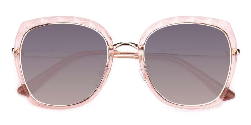 Superstar-Pink-Sunglasses