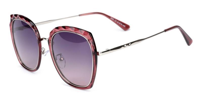 Superstar-Red-Sunglasses
