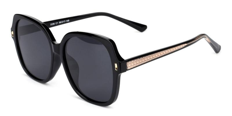 Marble-Black-Sunglasses