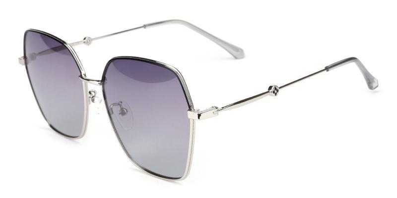 AfternoonTea-Silver-Sunglasses