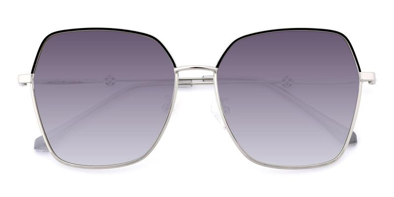 AfternoonTea-Silver-Sunglasses