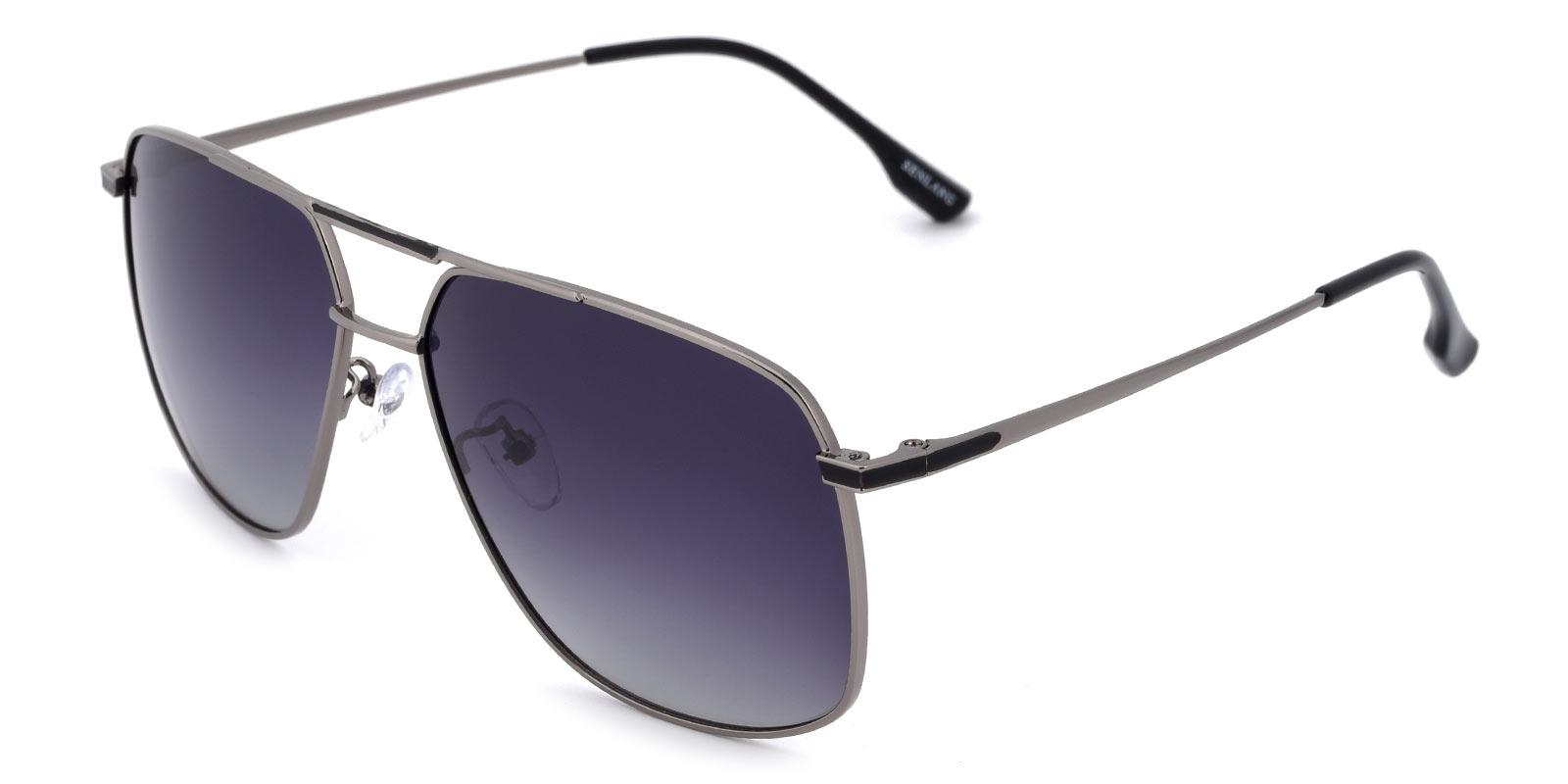 Apollo-Gun-Aviator-Metal-Sunglasses-detail
