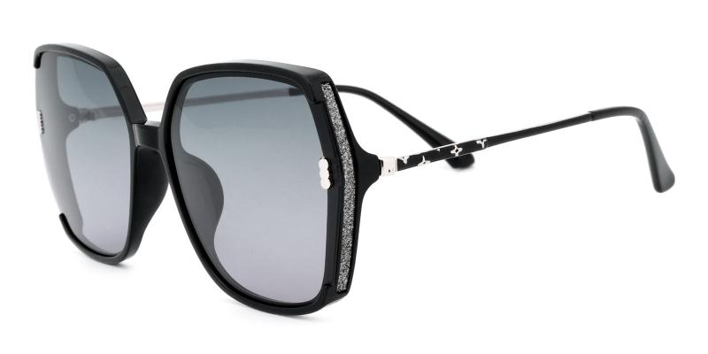 Halo-Black-Sunglasses