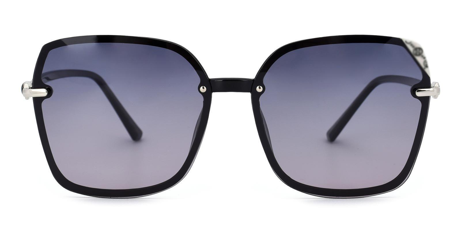 Burry-Black-Square-TR-Sunglasses-detail
