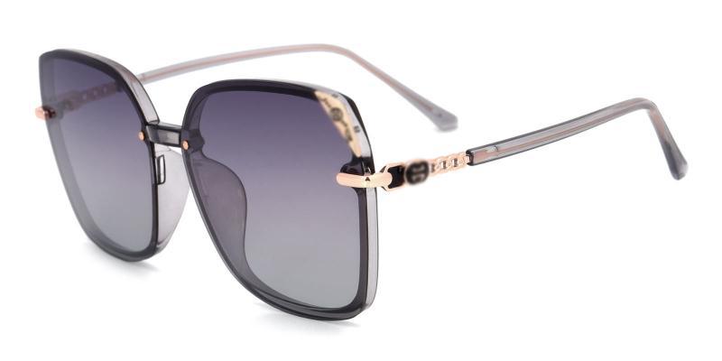 Burry-Gray-Sunglasses