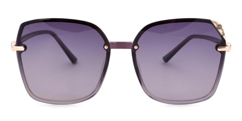 Burry-Purple-Sunglasses