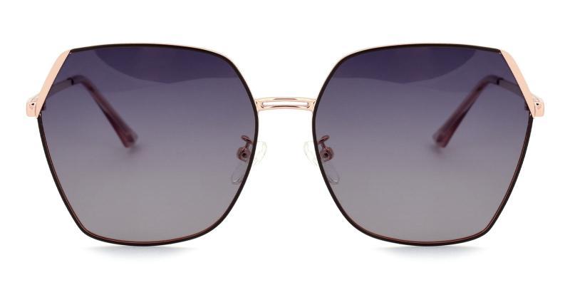 Beam-Gold-Sunglasses