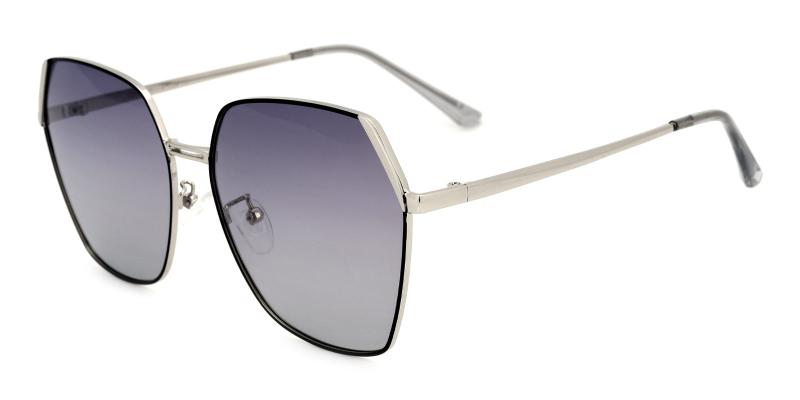 Beam-Silver-Sunglasses