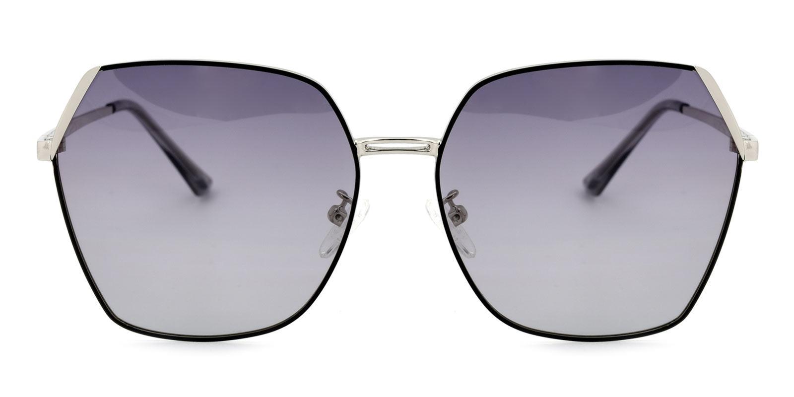 Beam-Silver-Square-Metal-Sunglasses-detail