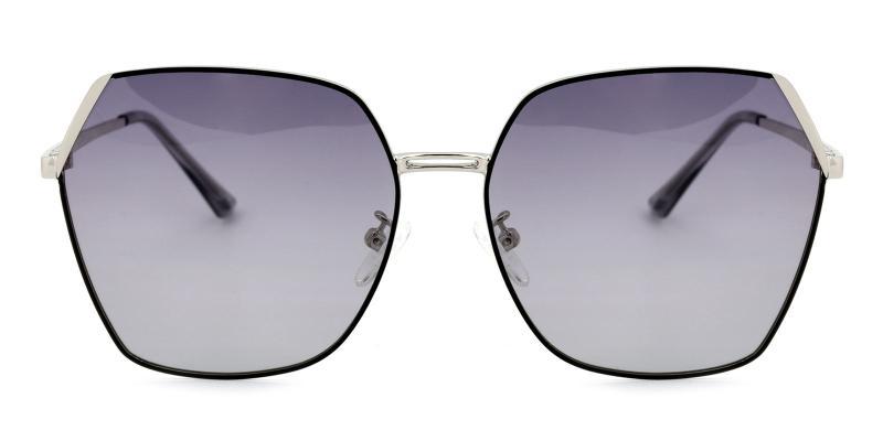 Beam-Silver-Sunglasses