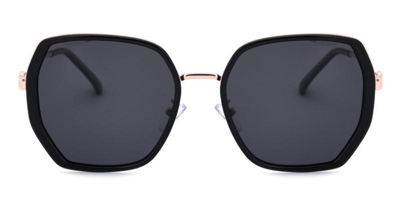 Kim-Black-Sunglasses
