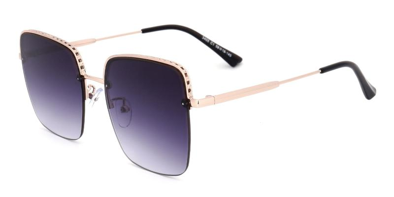 Vas-Gold-Sunglasses