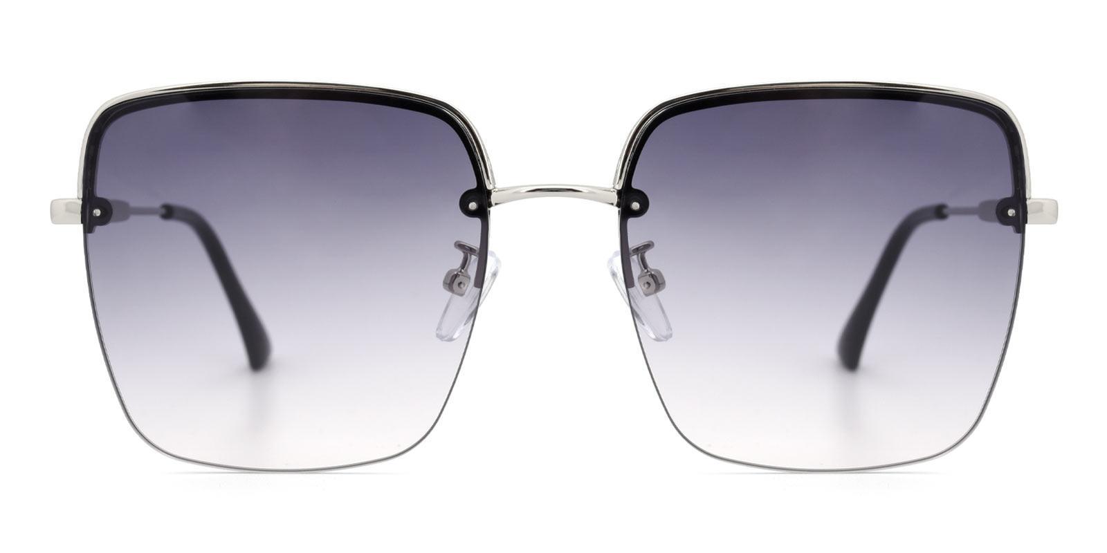 Vas-Silver-Square-Metal-Sunglasses-detail