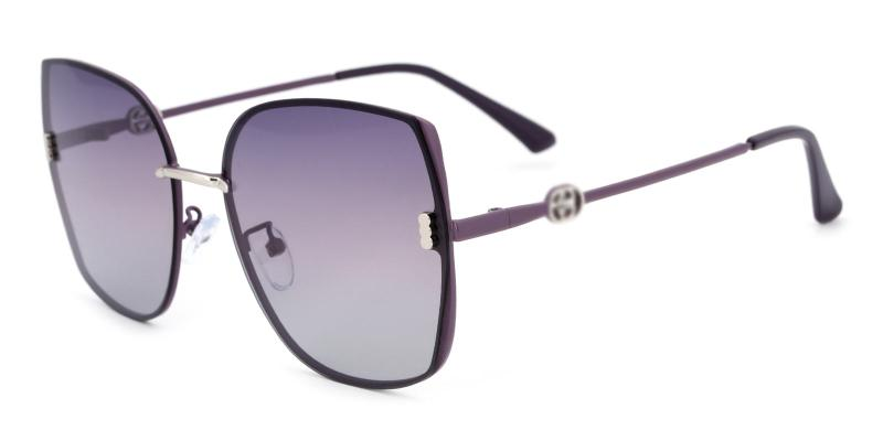Zed-Purple-Sunglasses