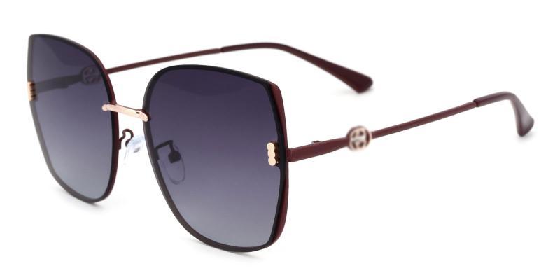 Zed-Red-Sunglasses