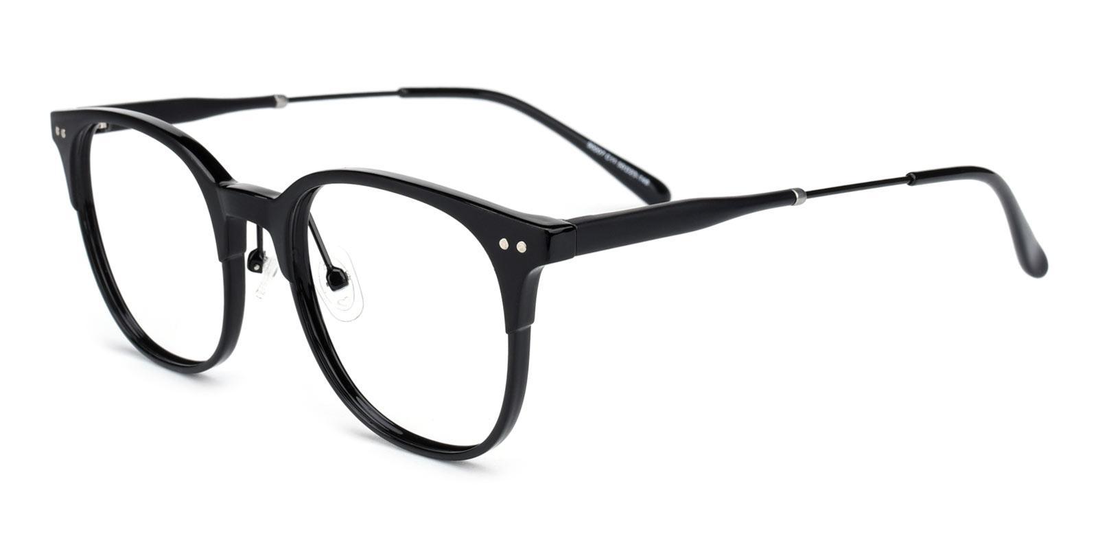 Guide-Black-Rectangle-TR-Eyeglasses-detail