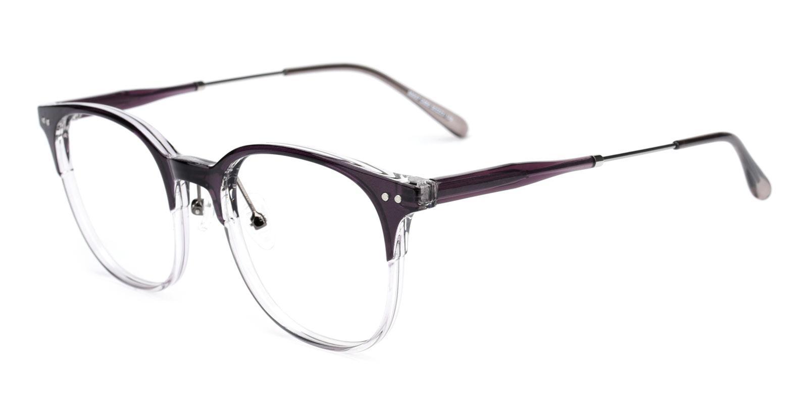 Guide-Purple-Rectangle-TR-Eyeglasses-detail