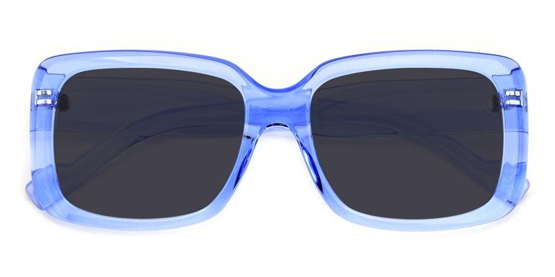 Summer-Blue-Sunglasses