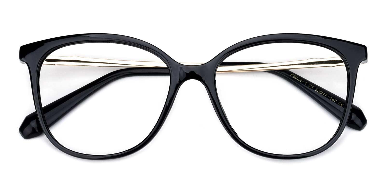 Vivi-Black-Cat-TR-Eyeglasses-detail