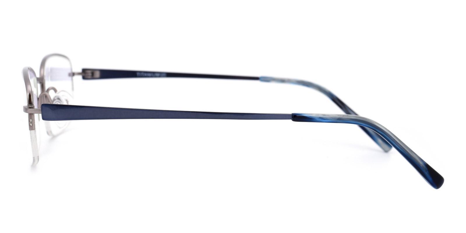 Leave-Blue-Rectangle-Titanium-Eyeglasses-detail