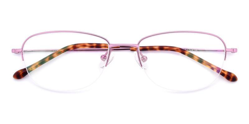 Melody-Pink-Eyeglasses