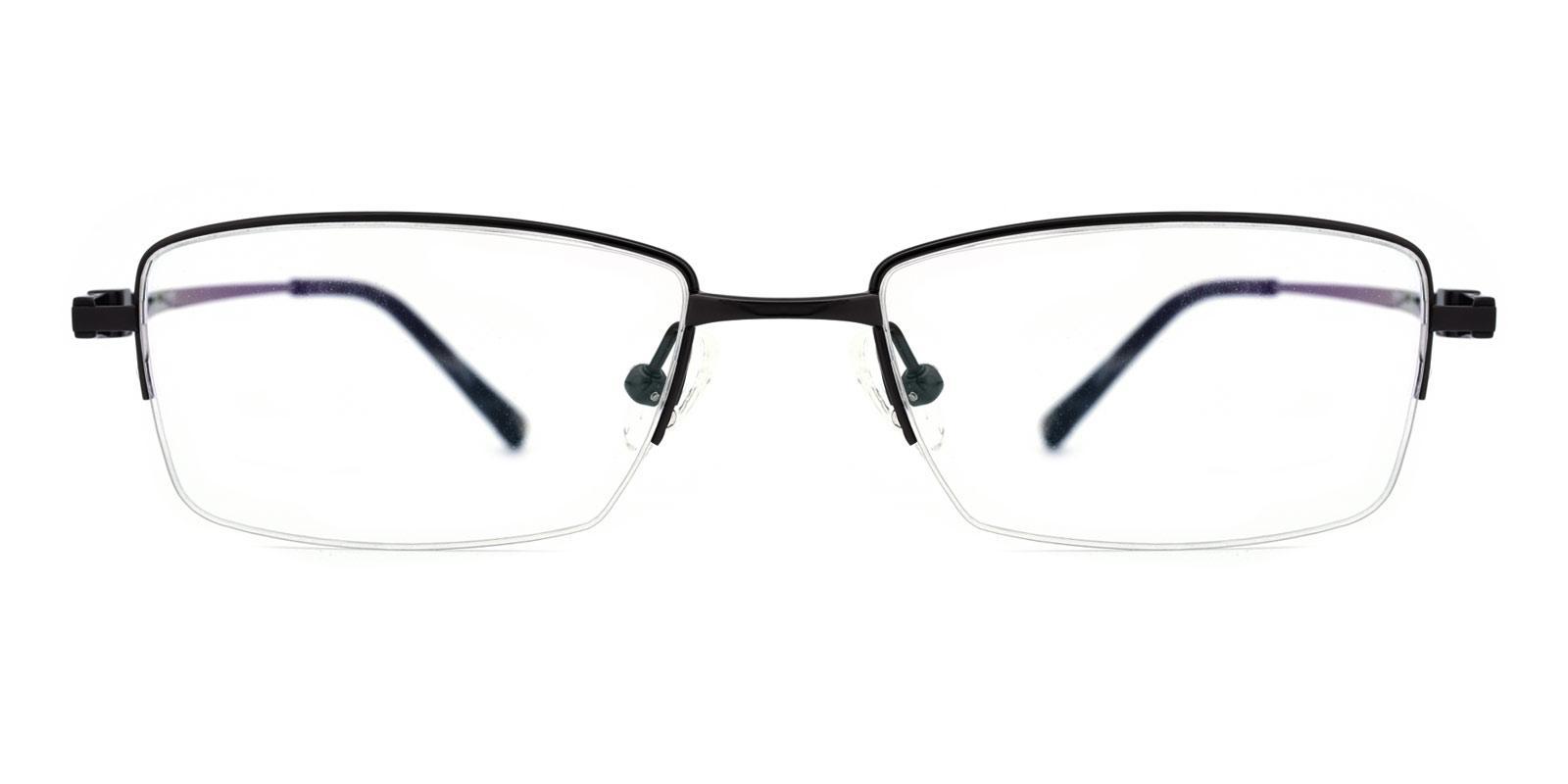 Beau-Black-Rectangle-Titanium-Eyeglasses-detail