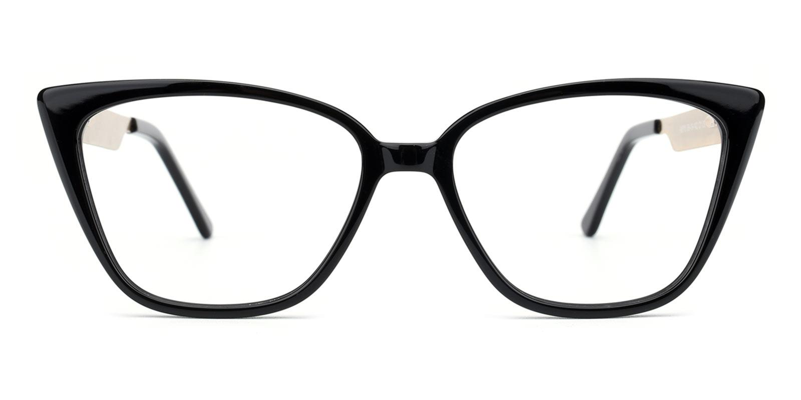 Venus-Black-Cat-Acetate-Eyeglasses-detail