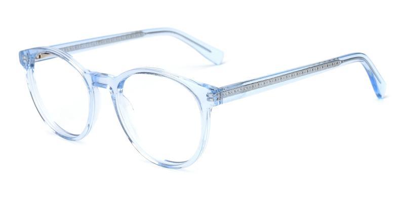 Cupid-Blue-Eyeglasses