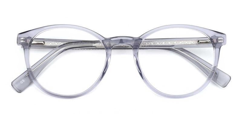 Cupid-Gray-Eyeglasses