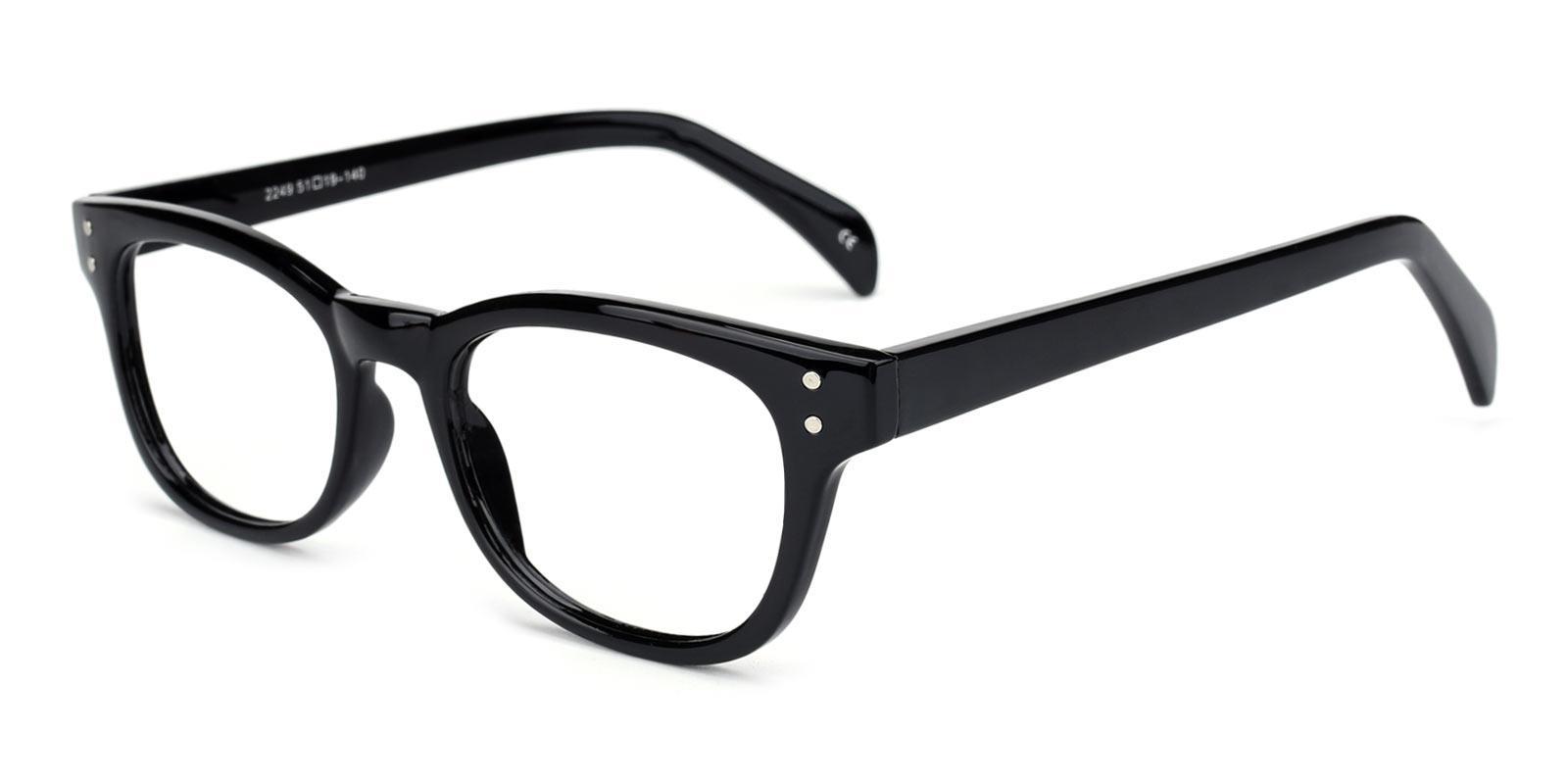 Bob-Black-Rectangle-Plastic-Eyeglasses-detail