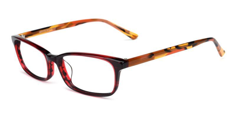 Pumpkin-Red-Eyeglasses