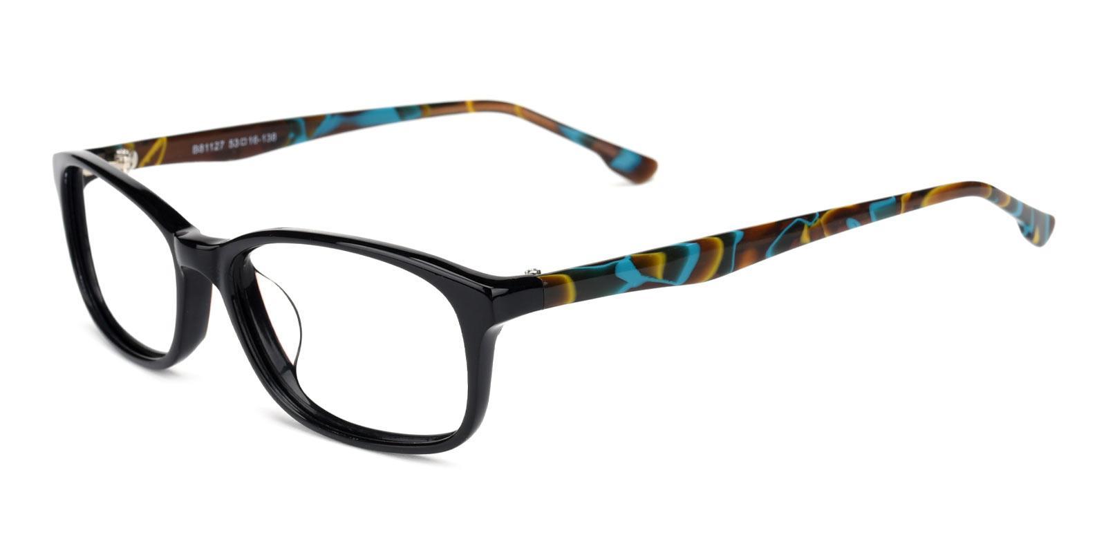 Oil-Black-Rectangle-Acetate-Eyeglasses-detail