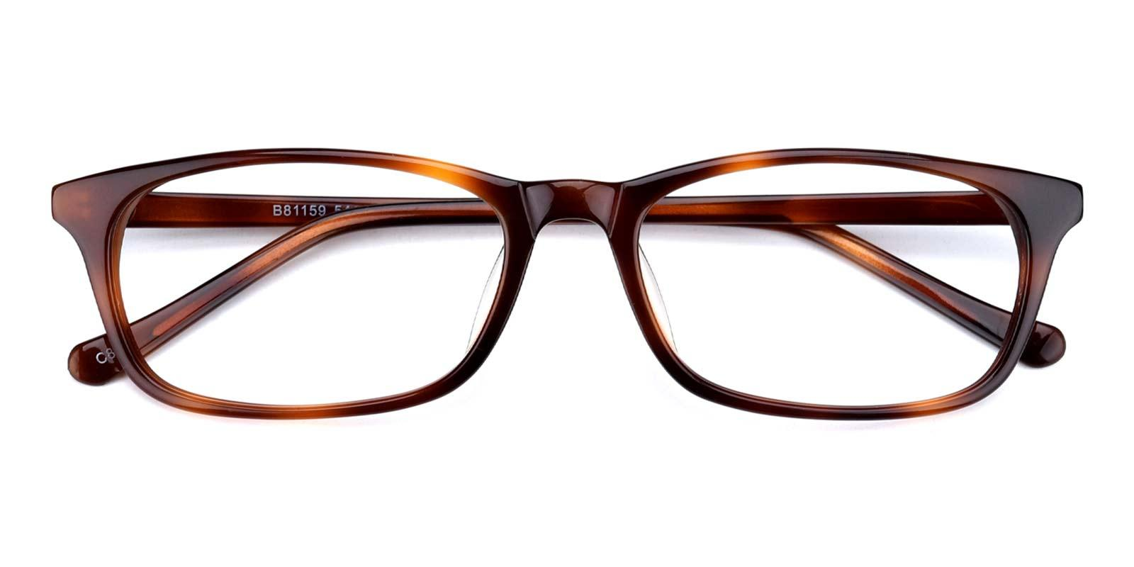 Taffy-Tortoise-Rectangle-Acetate-Eyeglasses-detail