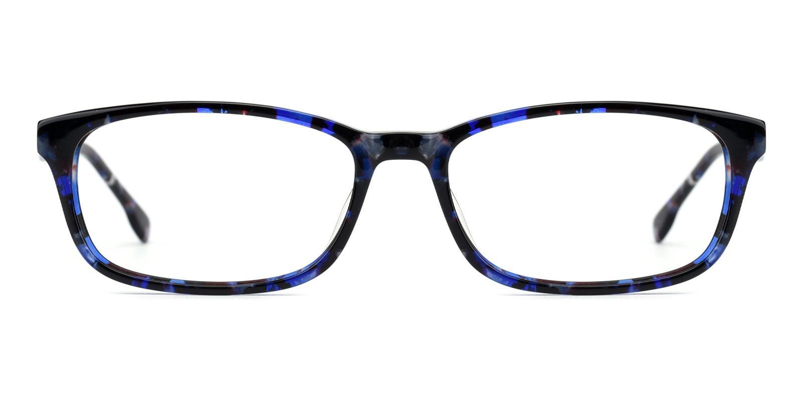 Crystal-Blue-Rectangle-Acetate-Eyeglasses-detail