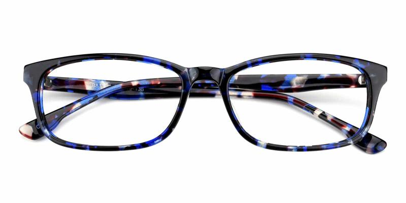Crystal-Blue-Eyeglasses