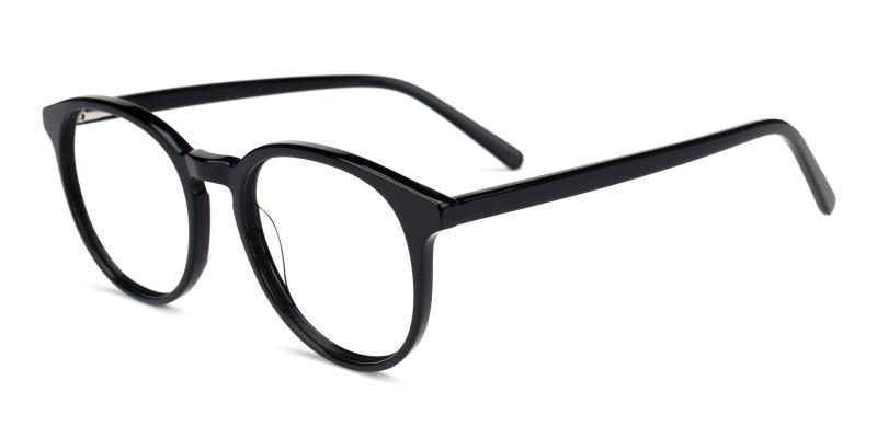 Comfort-Black-Eyeglasses