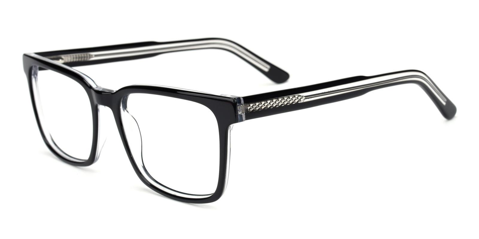 Backpack-Black-Rectangle-TR-Eyeglasses-detail