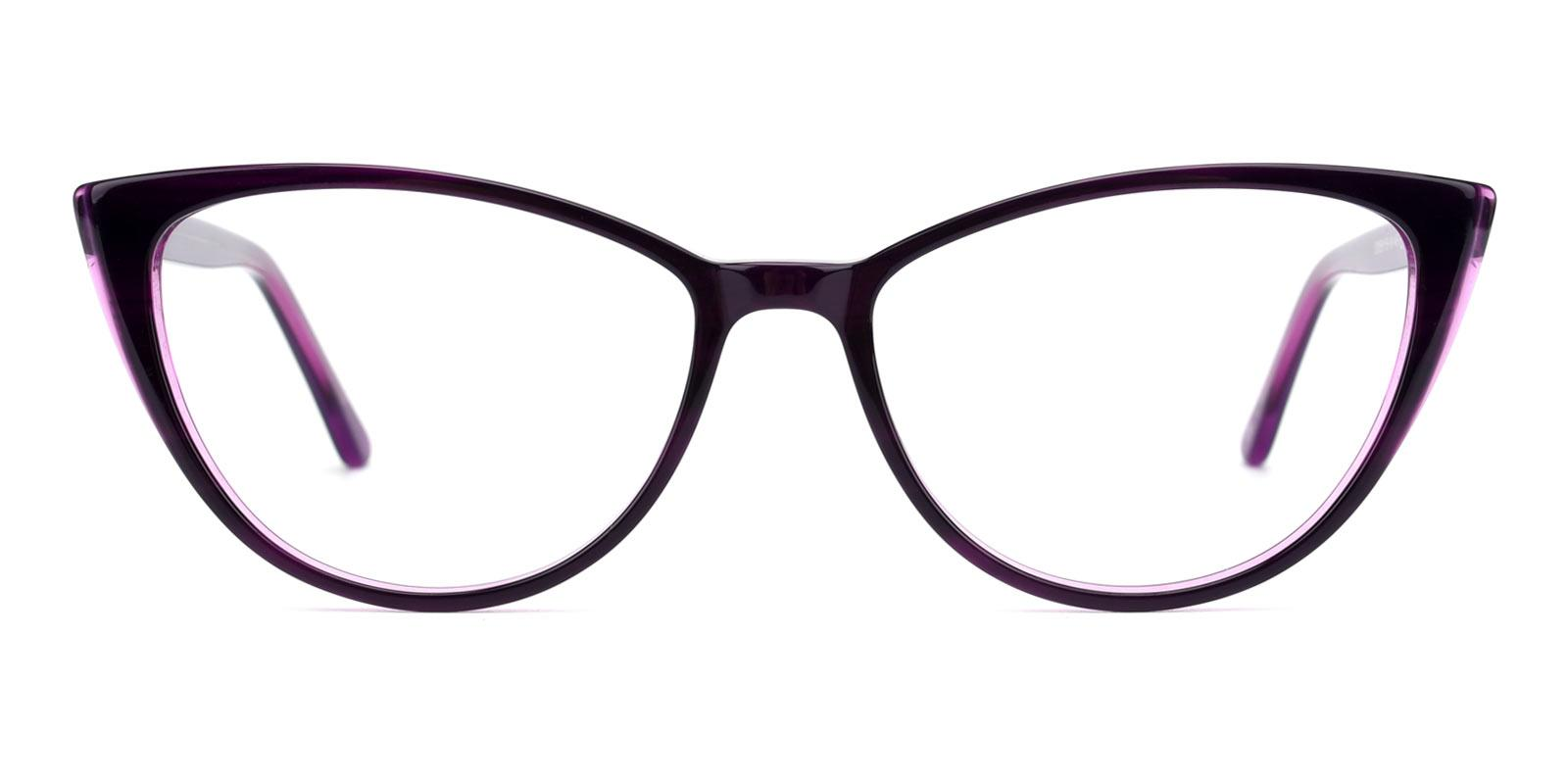 Rose-Purple-Cat-TR-Eyeglasses-detail