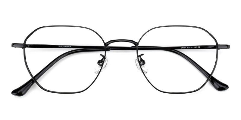 Kyle-Black-Eyeglasses
