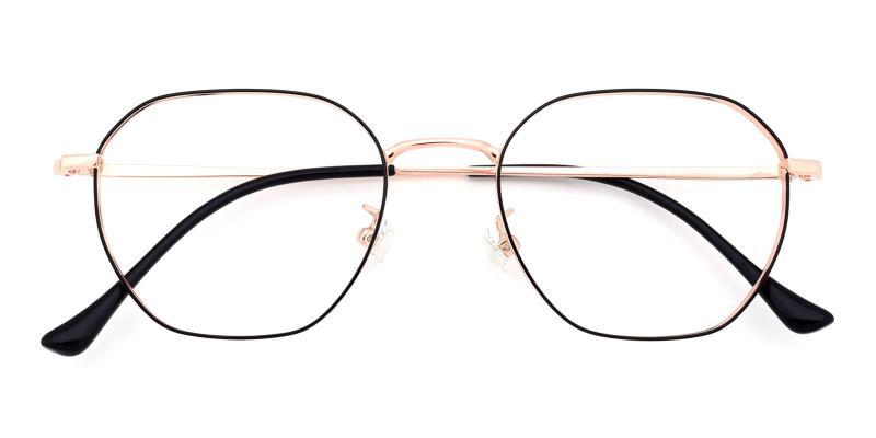 Kyle-Gold-Eyeglasses