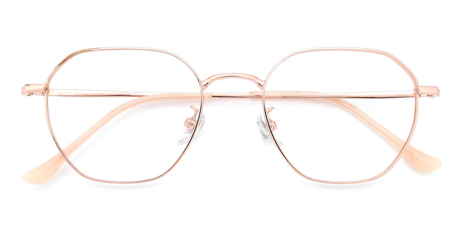 Kyle-Pink-Geometric-Titanium-Eyeglasses-detail