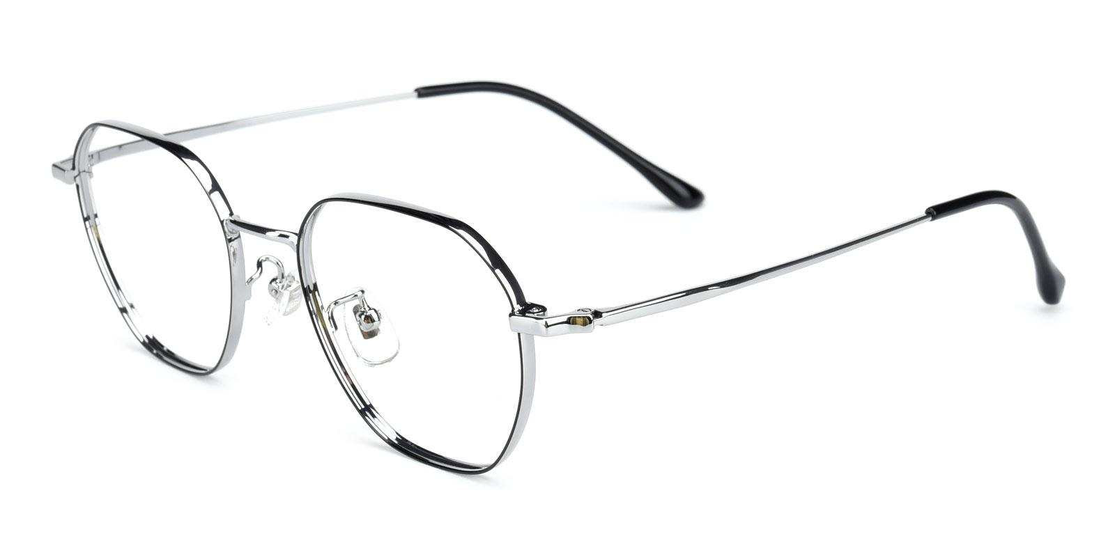 Kyle-Silver-Geometric-Titanium-Eyeglasses-detail