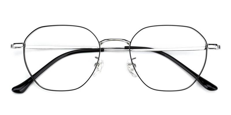 Kyle-Silver-Eyeglasses