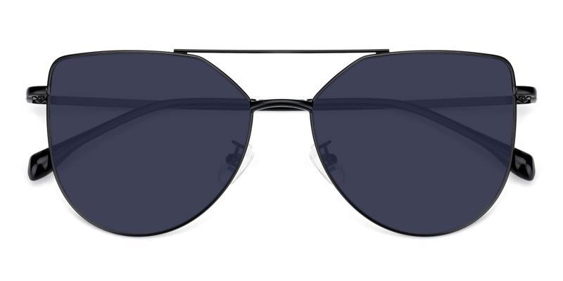 Nylon-Black-Sunglasses