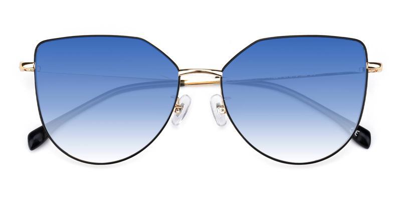 Reflection-Black-Sunglasses