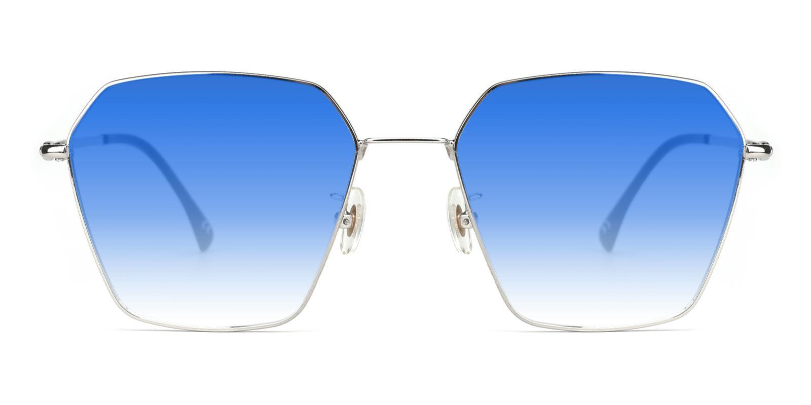 Locked-Silver-Geometric-Metal-Sunglasses-detail