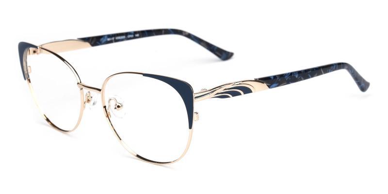 Dolores-Blue-Eyeglasses