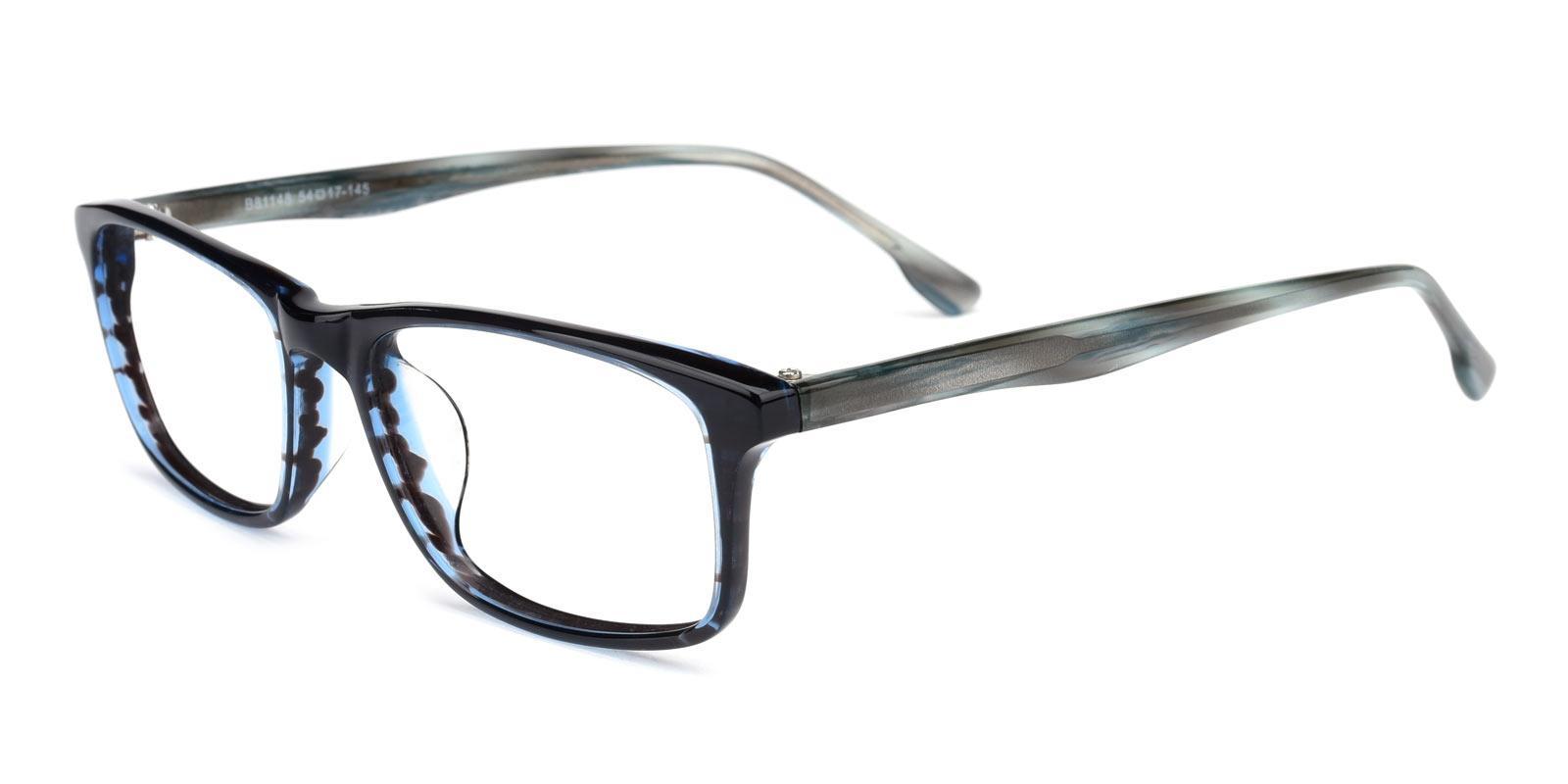 Hulda-Blue-Rectangle-TR-Eyeglasses-detail