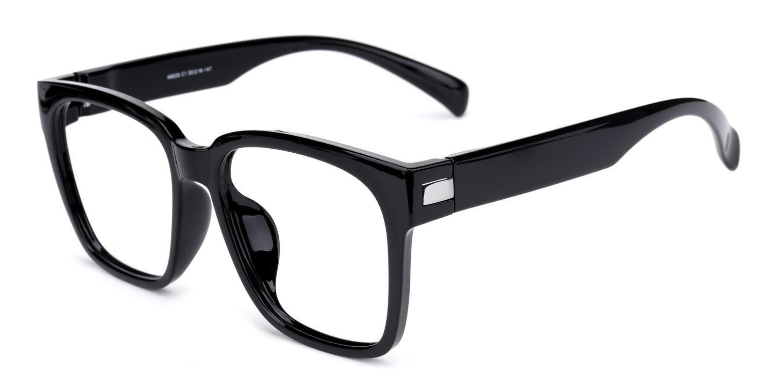 Answer-Black-Square-TR-Eyeglasses-detail