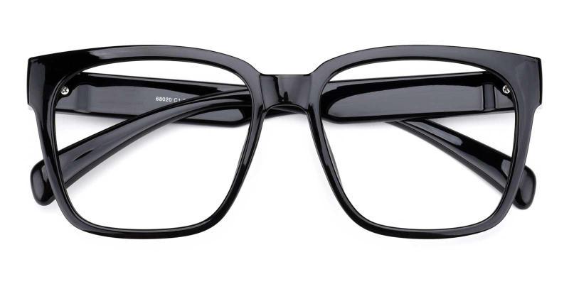 Answer-Black-Eyeglasses